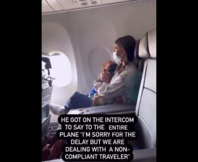 Anak Tak Kuat Pakai Masker karena Asma, Ibunya Merasa Dipermalukan Pramugari hingga Trauma