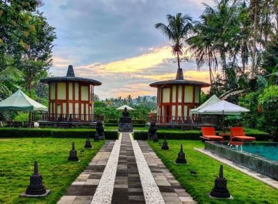 4 Penginapan Super Unik di Indonesia, Tenda Bubble hingga Berbentuk UFO