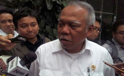 Pembangunan Tanggul Mendesak, Tanah di Jakarta Turun 5-10 Cm Tahun