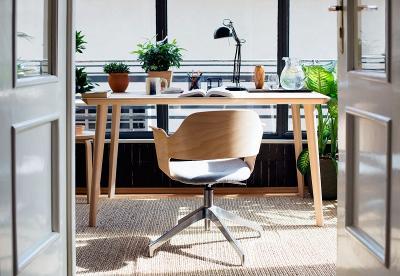 4 Ide Ruang Kerja yang Bikin Betah WFH
