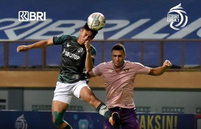 Hasil PS-TIRA Persikabo vs Persik Kediri di Pekan Ketiga Liga 1 2021-2022: Kedua Tim Harus Puas Berbagi Poin