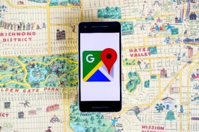 Heboh Suara Misterius Muncul di Navigasi Google Maps