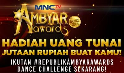 Let's Dance Bareng Ambyar People di Ambyar Awards Spesial 2021!