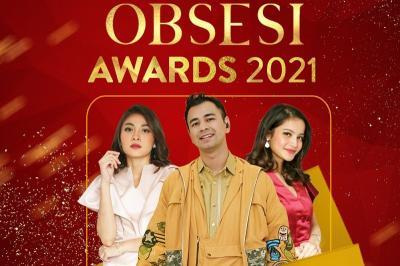 Tiara Andini hingga Inul Daratista Meriahkan Obsesi Awards 2021 Malam Ini