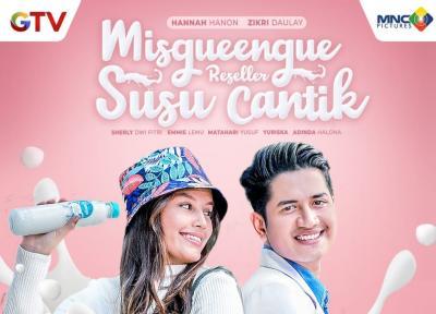 Sarah Tuff, Fachri Muhammad, Hannah Hannon Hingga Zikri Daulay Bintangi FilmTV Premiere GTV