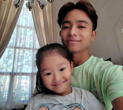 Bikin Bangga Ruben Onsu, Betrand dan Thalia Bawa Pulang Piala di Obsesi Awards 2021