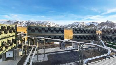 Pabrik Penyedot Karbondioksida Terbesar di Dunia Mulai Beroperasi
