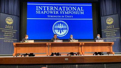 TNI AL Berpartisipasi Aktif dalam Kegiatan International Seapower Symposium 2021 di Amerika