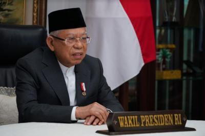 Keseleo Lidah, Wapres Ma'ruf Amin Sebut Kasal Yudo Margono Panglima TNI