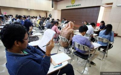 Kampus di DKI Bersiap Lakukan PTM Terbatas