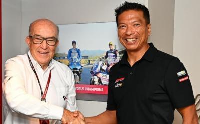 Resmi, Sepang Racing Team Ubah Nama Jadi RNF Racing di MotoGP 2022