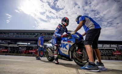 Jelang MotoGP San Marino 2021, Joan Mir Pede Motor Suzuki Kuat di Segala Cuaca