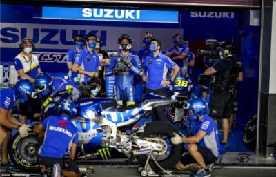 Bos Suzuki Beberkan Strategi Jelang Mentas di MotoGP San Marino 2021