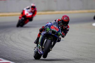 Quartararo Pesimis dengan Kecepatan Motor Yamaha di Sesi Latihan Bebas MotoGP San Marino 2021, Pertanda Buruk?