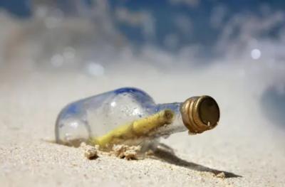 Dibuang ke Laut Jepang, Pesan dalam Botol Terdampar di Pantai Hawaii Setelah 37 Tahun