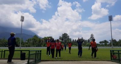 Panpel Cabor Cricket PON XX Gelar Test Event untuk Matangkan Persiapan