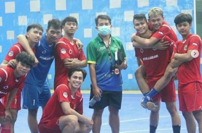 Tim Futsal Jawa Barat Pede Pertahankan Gelar Juara di PON XX Papua