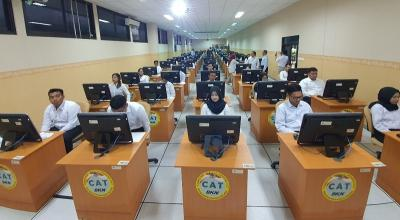 Tes SKD CPNS 2021 Sempat Tertunda akibat Gangguan Server