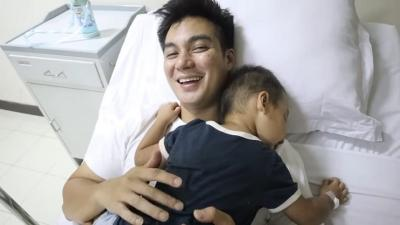 Dilarikan ke Rumah Sakit, Anak Baim Wong Alami Musibah