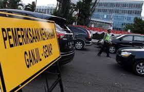 Pemerintah Kaji Penerapan Ganjil-Genap di Kawasan Wisata Seluruh Indonesia