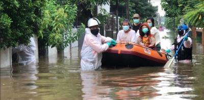 Indonesia-Filipina Kolaborasi Hadapi Potensi Bencana Hidrometeorologi