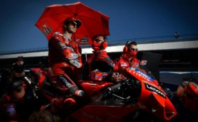 Francesco Bagnaia Optimis Kalahkan Quartararo di MotoGP San Marino 2021