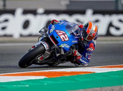 Hasil Sesi Pemanasan MotoGP San Marino 2021: Alex Rins Tercepat, Marc Marquez dan Valentino Rossi Terlempar dari 10 Besar