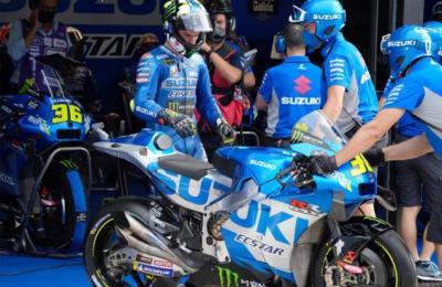 Motor Bermasalah di Sesi Kualifikasi, Bos Suzuki Minta Maaf pada Joan Mir