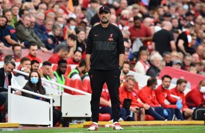 Bungkam Crystal Palace 3-0, tapi Liverpool Kesusahan Sepanjang Laga