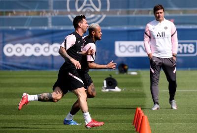 Lionel Messi Dkk Bersiap Jamu Lyon, Pochettino: Salah Satu Laga Terbaik di Liga Prancis!