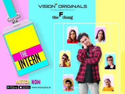Nonton The Intern di Vision+, Kisah Komedi Romantis Anak Magang The F Thing