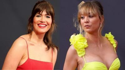 7 Potret Warna-warni Fashion Selebriti di Emmy Awards 2021