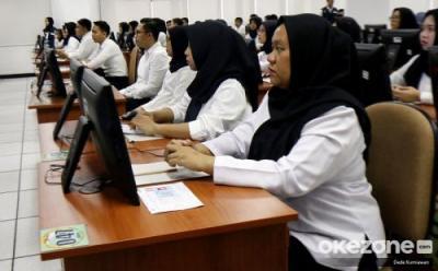 Tak Ada CPNS Guru, Rekrutmen 2022 Hanya untuk Formasi PPPK