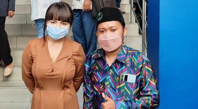 Dinar Candy Lega Kasus Aksi Berbikini Tak Dilanjutkan