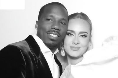 Adele Go Public dengan Rick Paul Lewat Foto Mesra di Instagram