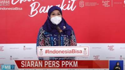 Penanganan Covid-19 Indonesia Terbaik di Dunia, Kemenkes: PPKM Tekan Laju Penularan
