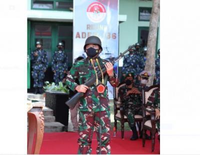 Saat Panglima TNI Bernostalgia Masa Taruna di Lembah Tidar 35 Tahun Silam