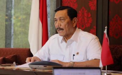 Cegah Masuknya Varian Baru, Luhut: TNI-Polri Jaga Ketat Jalur Tikus