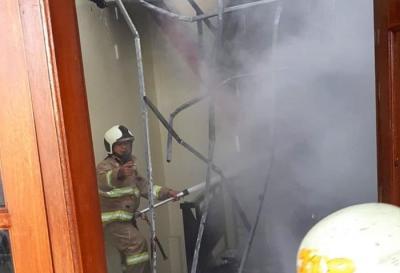 Kebakaran Rumah di Kalideres Diduga Akibat Korsleting Listrik