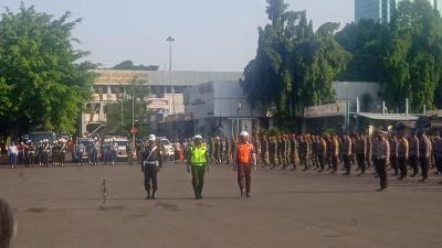 Operasi Patuh Jaya, Pengendara dengan Knalpot Bising dan Gunakan Lampu Rotator Bakal Ditindak