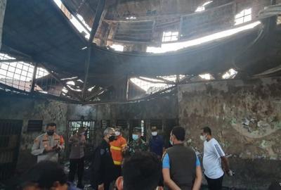 Polda Metro Tetapkan 3 Tersangka atas Kasus Kebakaran Lapas Tangerang