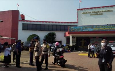 Tiga Pegawai Lapas Tangerang Jadi Tersangka, 8 Titik CCTV Disita Polisi