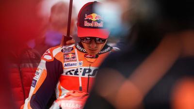 Kesulitan di MotoGP San Marino 2021, Marc Marquez Ungkap Penyebabnya