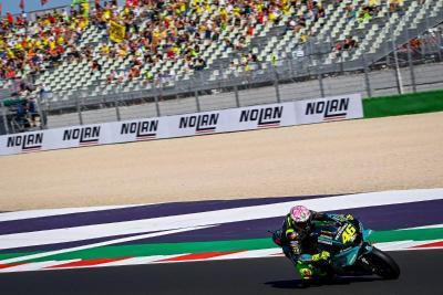Valentino Rossi Merasa Emosional saat Lakukan Perpisahan dengan Penggemarnya di Misano
