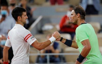3 Penampilan Grand Slam Terbaik Novak Djokovic di 2021, Nomor 1 saat Pecundangi Rafael Nadal