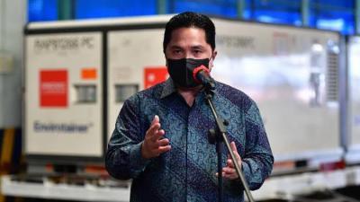 Erick Thohir: Saya Yakin Santri Bisa Jadi Entrepreneur yang Berakhlak