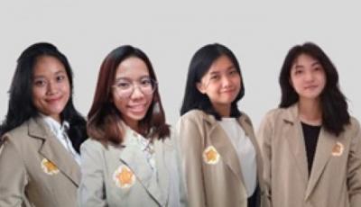 Inovatif! 4 Mahasiswi Cantik UGM Ini Ciptakan Snack Bar Anti-Obesitas