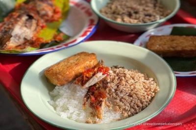 Mencicip Nasi Shirataki ala Pekalongan, Cocok untuk Diet