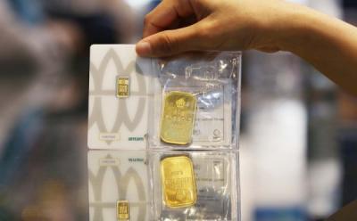 Naik Goceng, Emas Antam Hari Ini Dijual Rp922.000 Gram