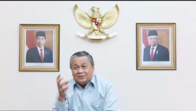 Gubernur BI soal Dampak Krisis Evergrande ke Ekonomi Indonesia